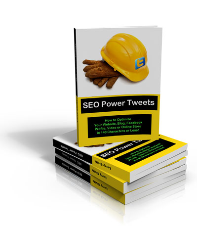 With every consultation, you'll receive a copy of our new book, SEO Power Tweets. Over 1,000 kernels of search marketing wisdom are yours to put to work in under 60 seconds, and in 140 characters or less.